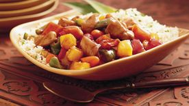 Slow-Cooker Sweet and Sour Chicken