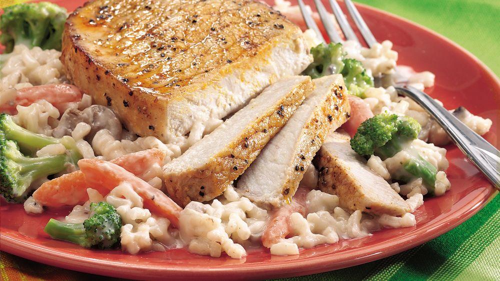 Pork chop lunch recipes