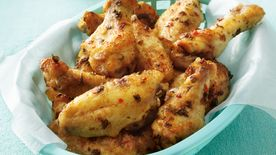 Fajita Chicken Wings
