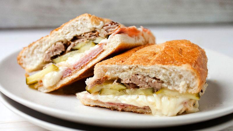 Slow-Cooker Cuban Sandwiches