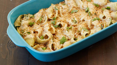 Spinach-Artichoke Stuffed Shells