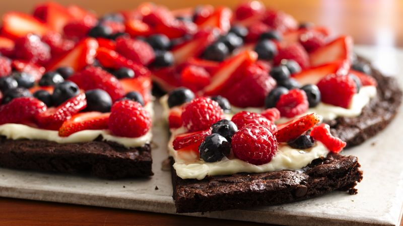 Brownies Fruity Mix