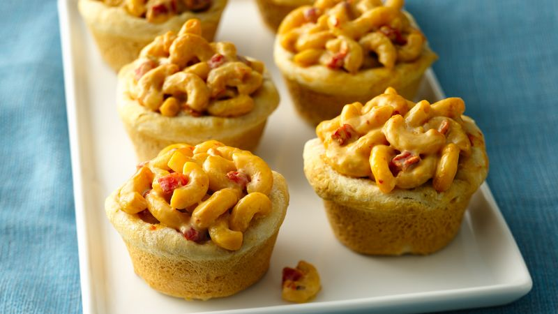 Grands!® Jr. Mac and Cheese Pies