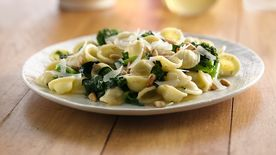 Browned Butter Orecchiette with Broccoli Rabe