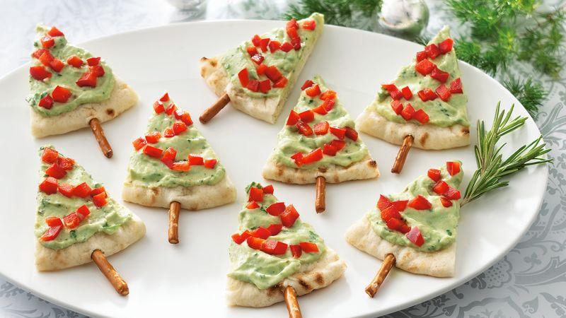 Pita Tree Appetizers