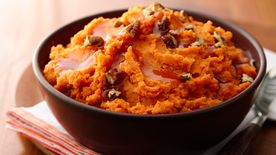 Whipped Maple Sweet Potatoes