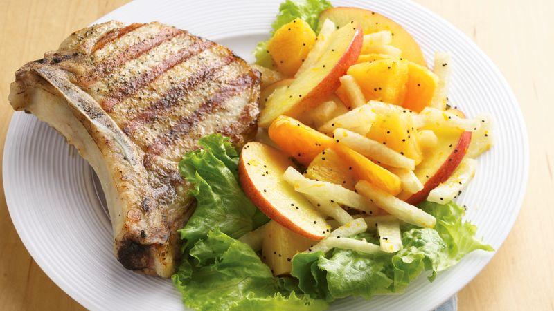 Fruited Jicama Salad