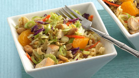Crunchy Chicken Salad Recipe - BettyCrocker com