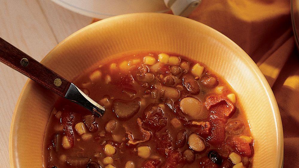 Tomato-Bean Stew