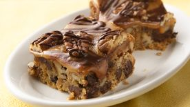 Ultimate Turtle Cookie Bars