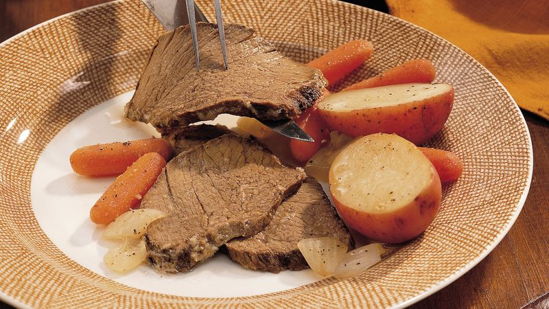 Savory Pot Roast