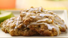 Apple-Oat Cookies