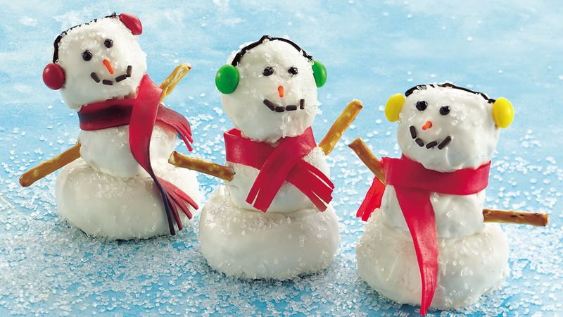 Snow Fun Snowmen