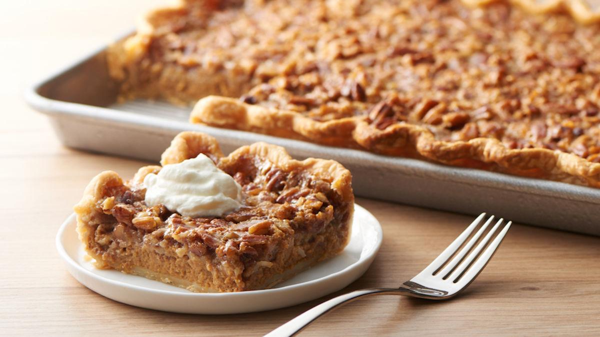 Quick + Easy Thanksgiving Dessert Recipes , Pillsbury.com