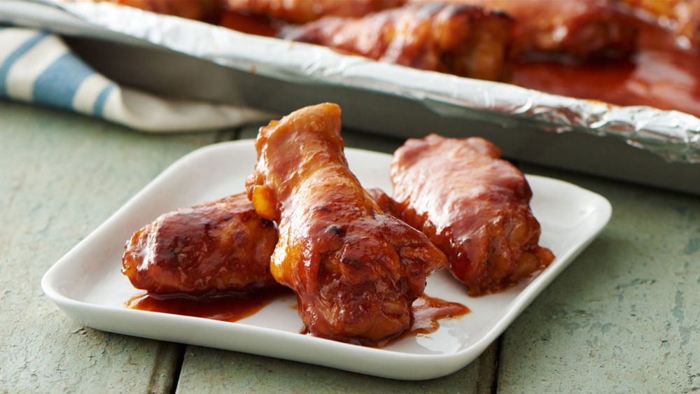 Slow-Cooker Root Beer Chicken Wings