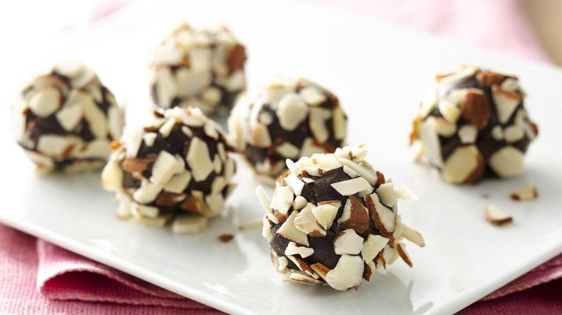 Gluten-Free Vegan Truffles