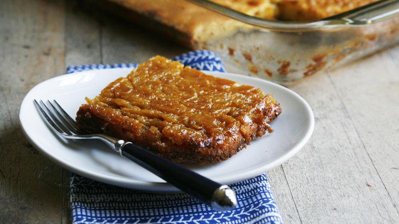 Crème Brûlée Breakfast Bake