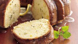 Glazed Lemon Pound Cake Recipe Pillsbury Com