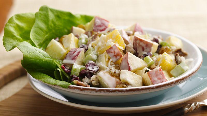 Caribbean-Style Waldorf Salad