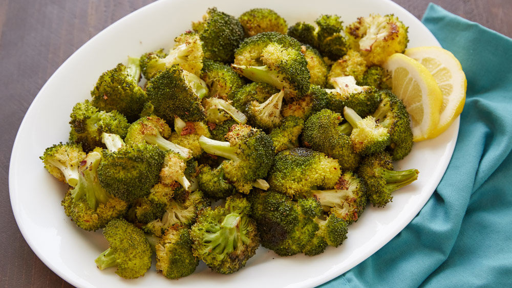5-Ingredient Roasted Broccoli