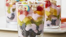 Rainbow Fruit Go-GURT® Parfaits