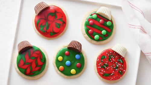 Easy Ornament Cookies