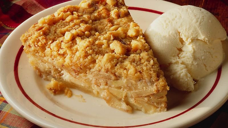 Impossibly Easy French Apple Pie Recipe - Tablespoon.com