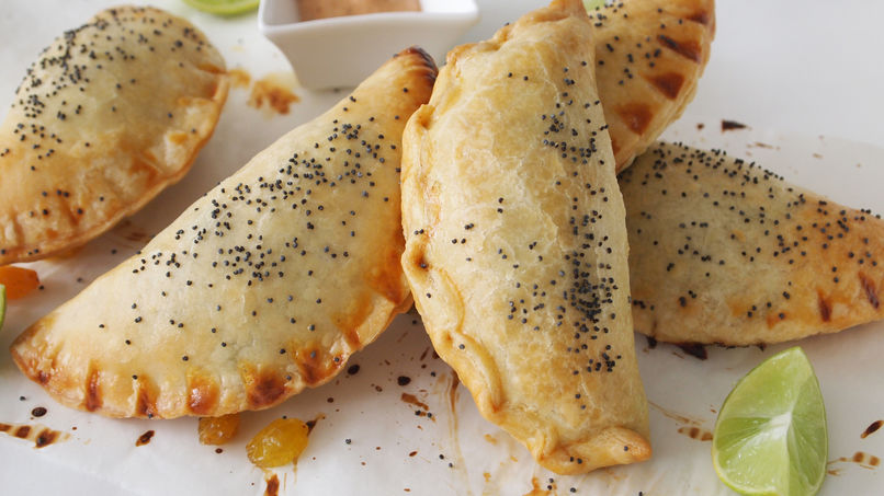 Empanaditas de Collard Greens