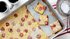 Lemon-Raspberry Bars