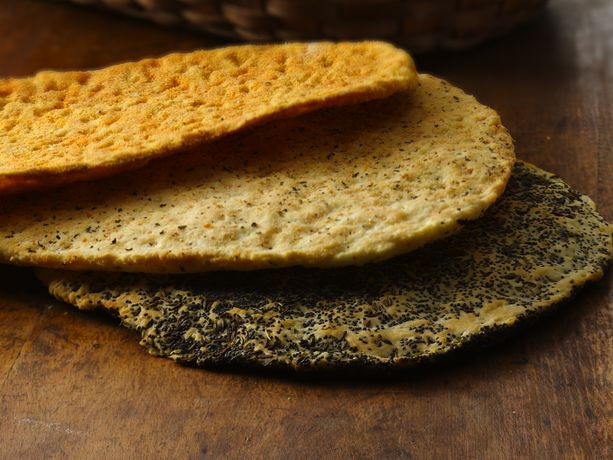 Crispy Biscuit Flatbreads