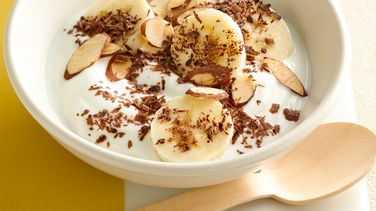Banana-Nut Coconut Yogurt Bowl