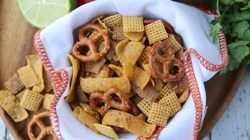 Snack Mix Recipes - BettyCrocker com