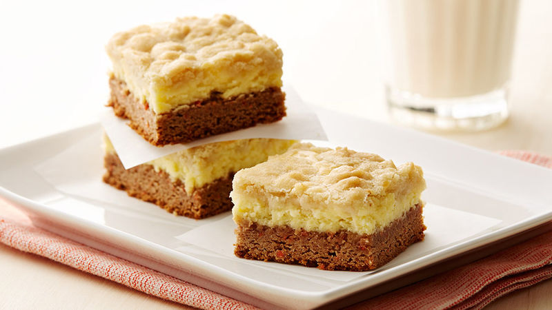 Carrot Cake Cookie Bars Recipe - Pillsbury.com