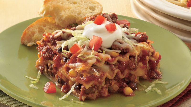 Southwest Lasagna