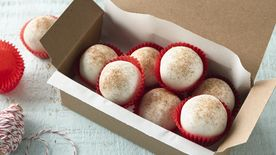 Snickerdoodle Cookie Truffles