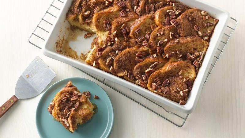 Perfect french toast casserole recipe tablespoon perfect french toast casserole ccuart Images