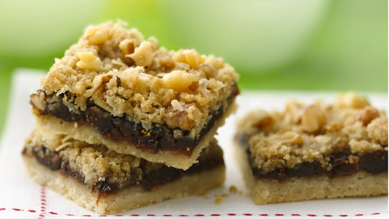 Fig Bars Recipe Tablespoon Com