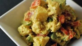 Aloo Gobi Potato Salad