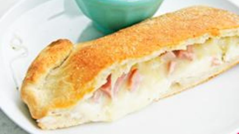 Hawaiian Calzone