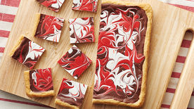 Holiday Swirl Bars