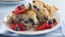 Blueberry Muffin Shortcakes