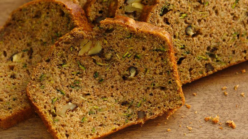 Skinny Zucchini Bread