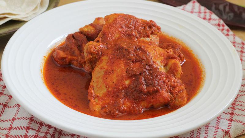 Mexican BBQ Chicken