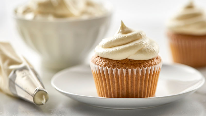 Cream Cheese Frosting Recipe Bettycrocker Com
