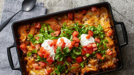 Taco Bubble-Up Bake