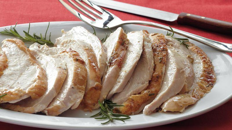 Apple-Maple Turkey Breast