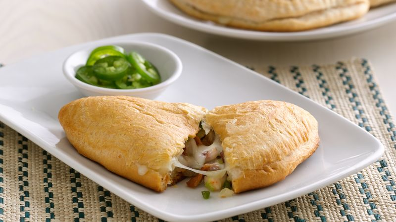 Shrimp and Bacon Empanadas