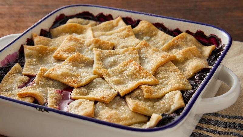 Blueberry Cobbler Recipe Pillsbury Com