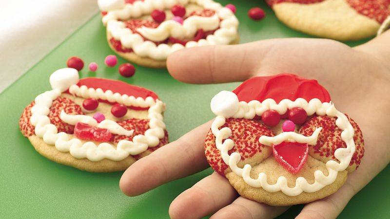 Pillsbury Christmas Tree Cookies House Cookies