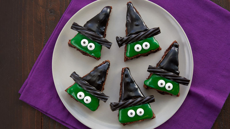 Witch Brownies
